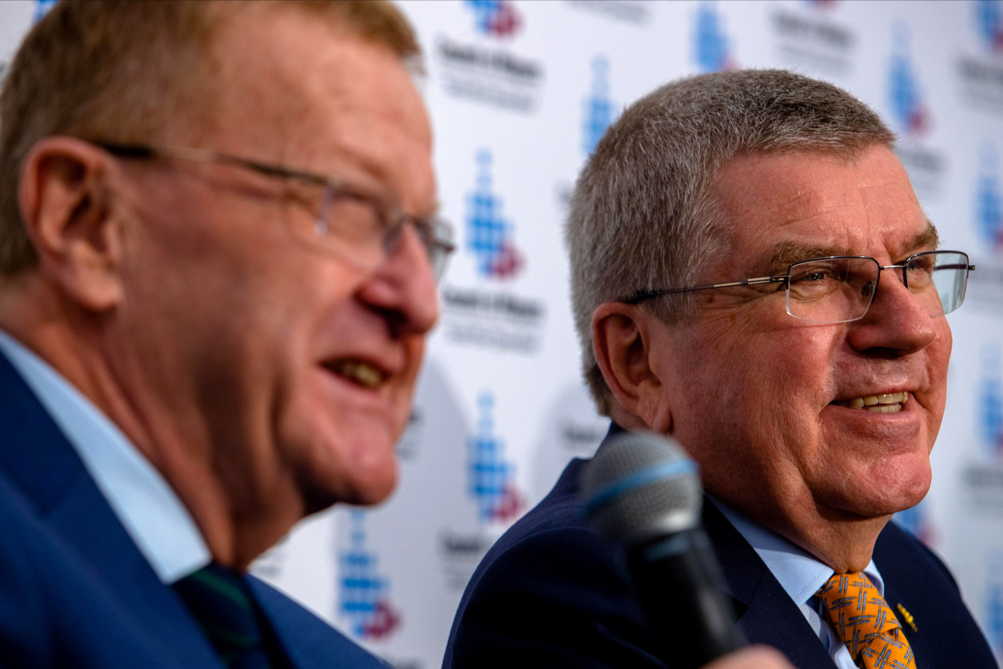 John Coates, chair of the working group looking at changes to the bidding process, said the 2032 host could be announced at next year's Session ©Getty Images