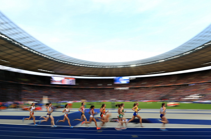 Last year's European Athletics Championships in Berlin were part of a multi-sport European Championships that were judged highly successful and are due to be repeated in 2022 ©Getty Images