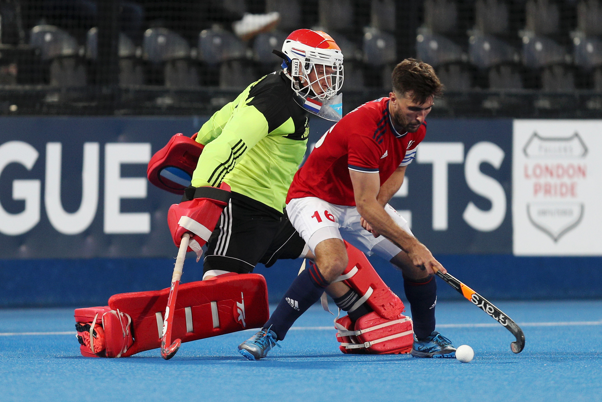 Netherlands beat Britain in shootout to move step closer to qualifying for FIH Pro League Grand Final