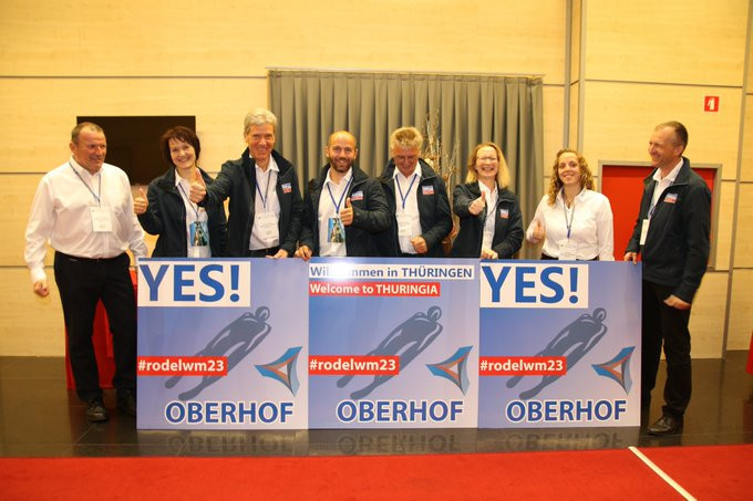 FIL Congress confirms Oberhof as hosts of 2023 World Championships as request to move 2021 event approved