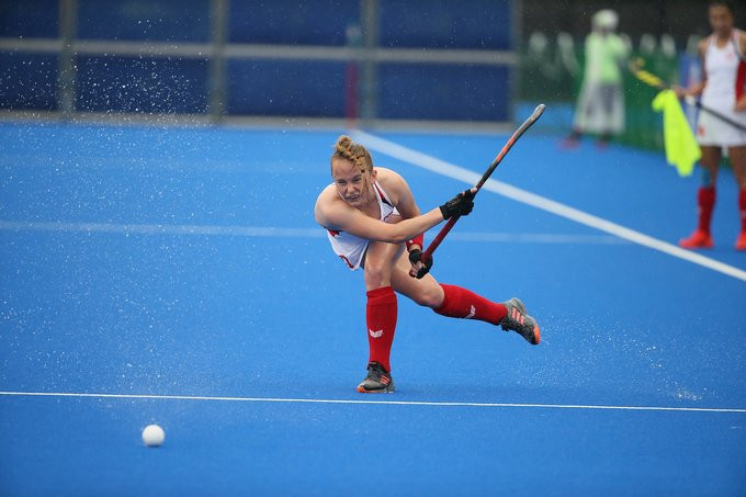 Poland thrashed Fiji 6-0 in the other match held in Pool A today ©FIH