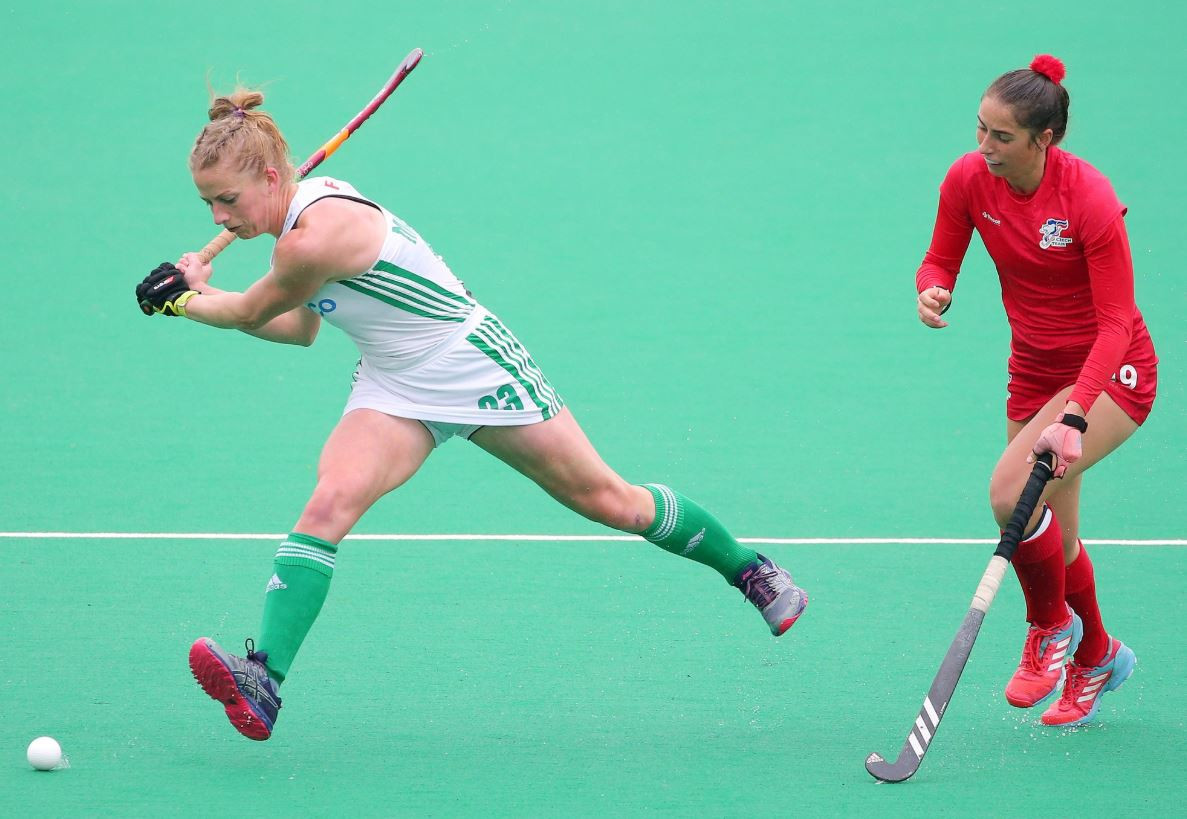 Ireland defeated Czech Republic for the second time in a week to reach the final of the International Hockey Federation Women's Series Finals in Banbridge ©Twitter