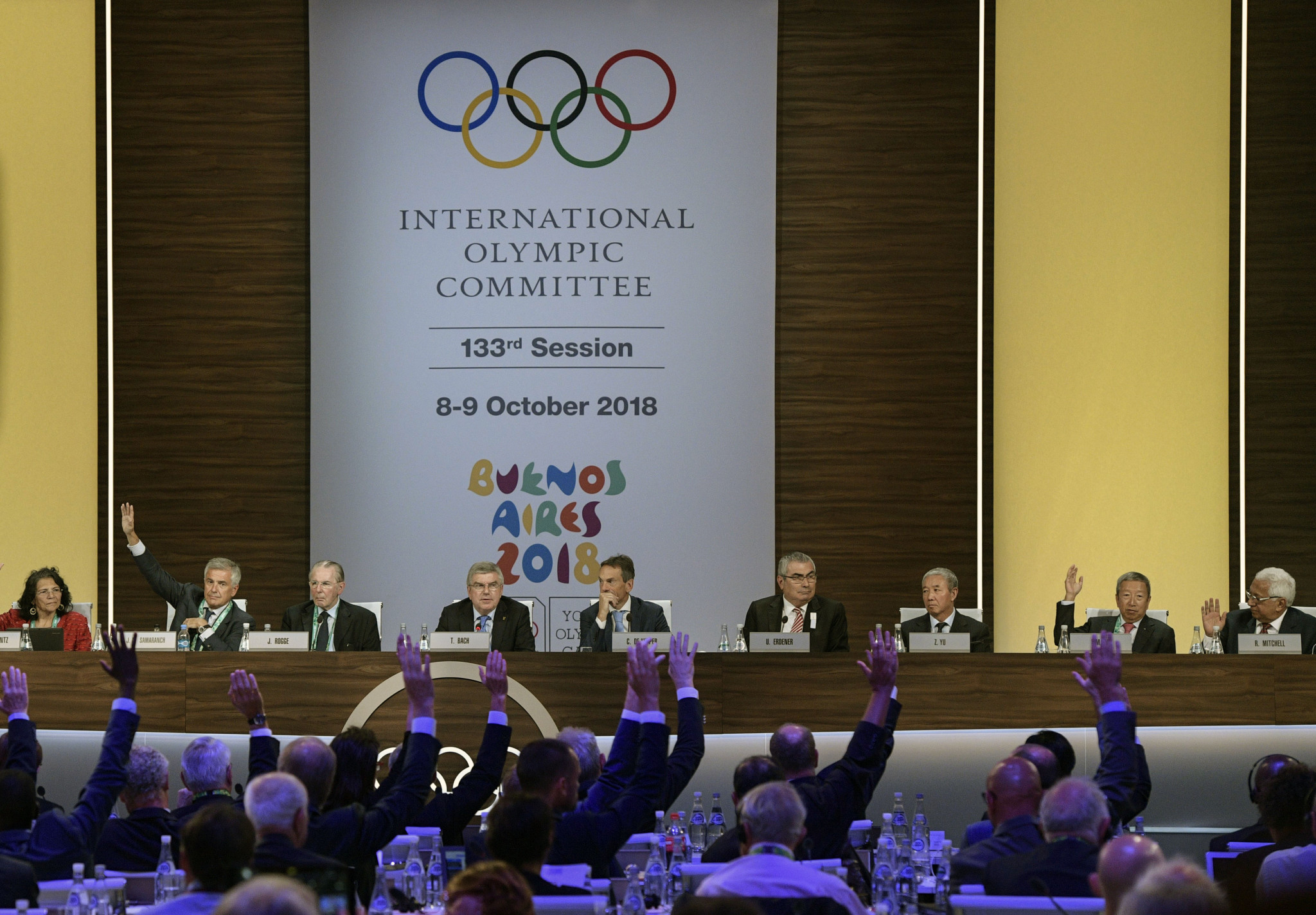 The IOC membership will swell to 105 at the next Session in Lausanne ©Getty Images