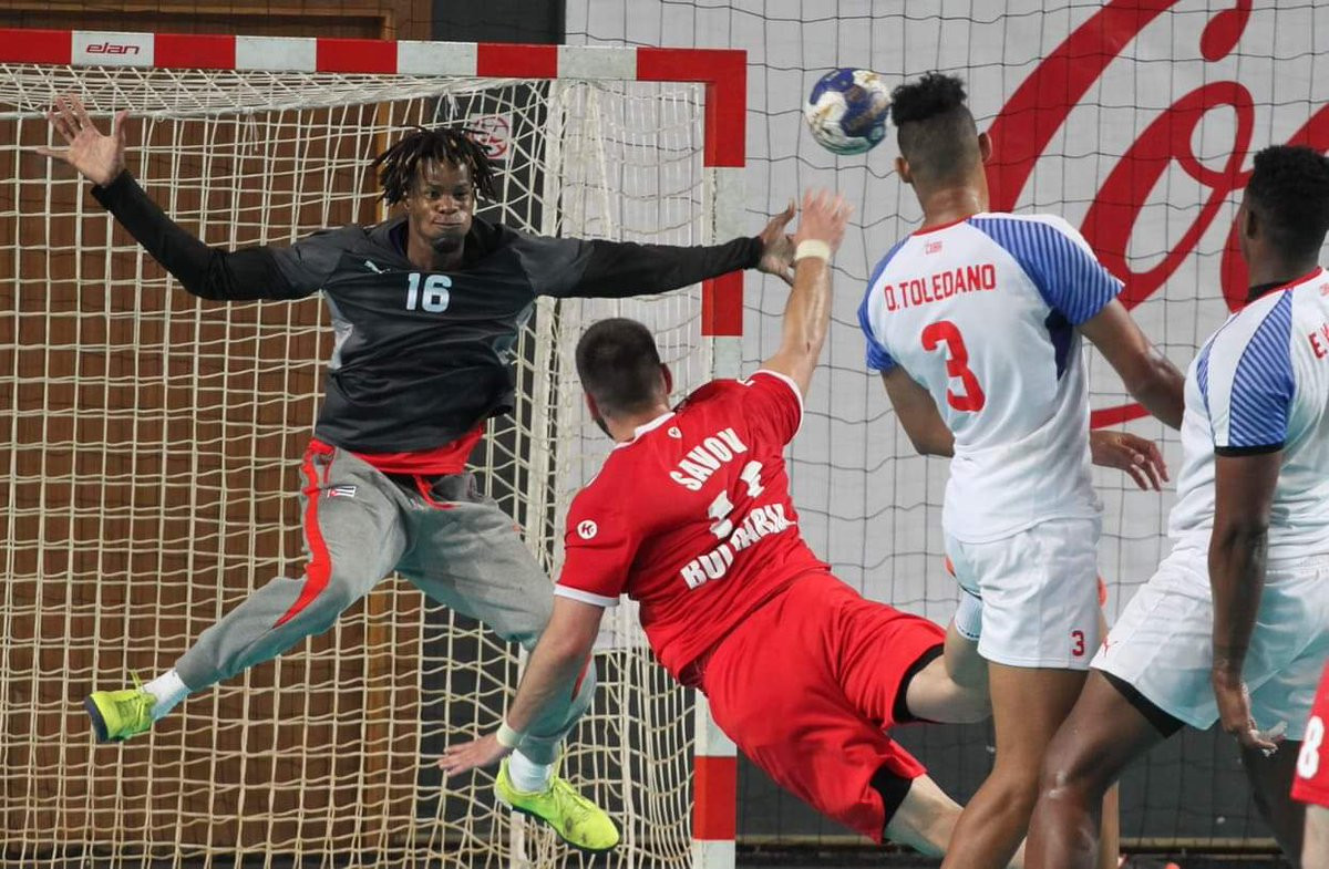 Georgia and Cuba progress to IHF Emerging Nations Championship final