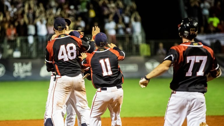 Hosts Czech Republic clinch first victory of WBSC Men's Softball World Championship