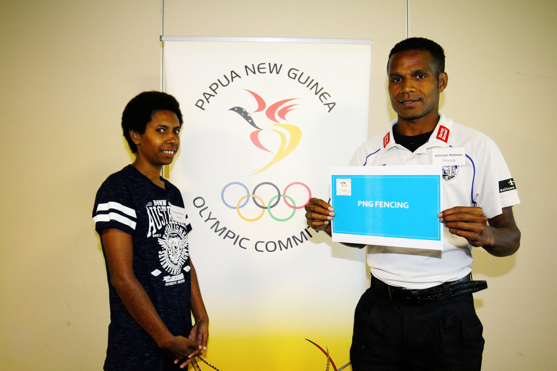 Papua New Guinea Olympic Committee accepts fencing as newest sport