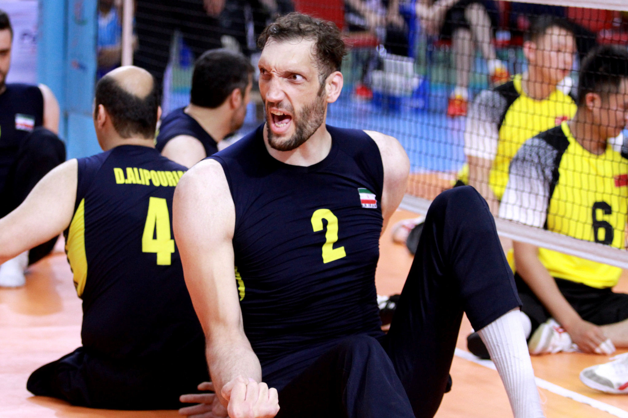Iran and China retain PVAO Sitting Volleyball Championship titles
