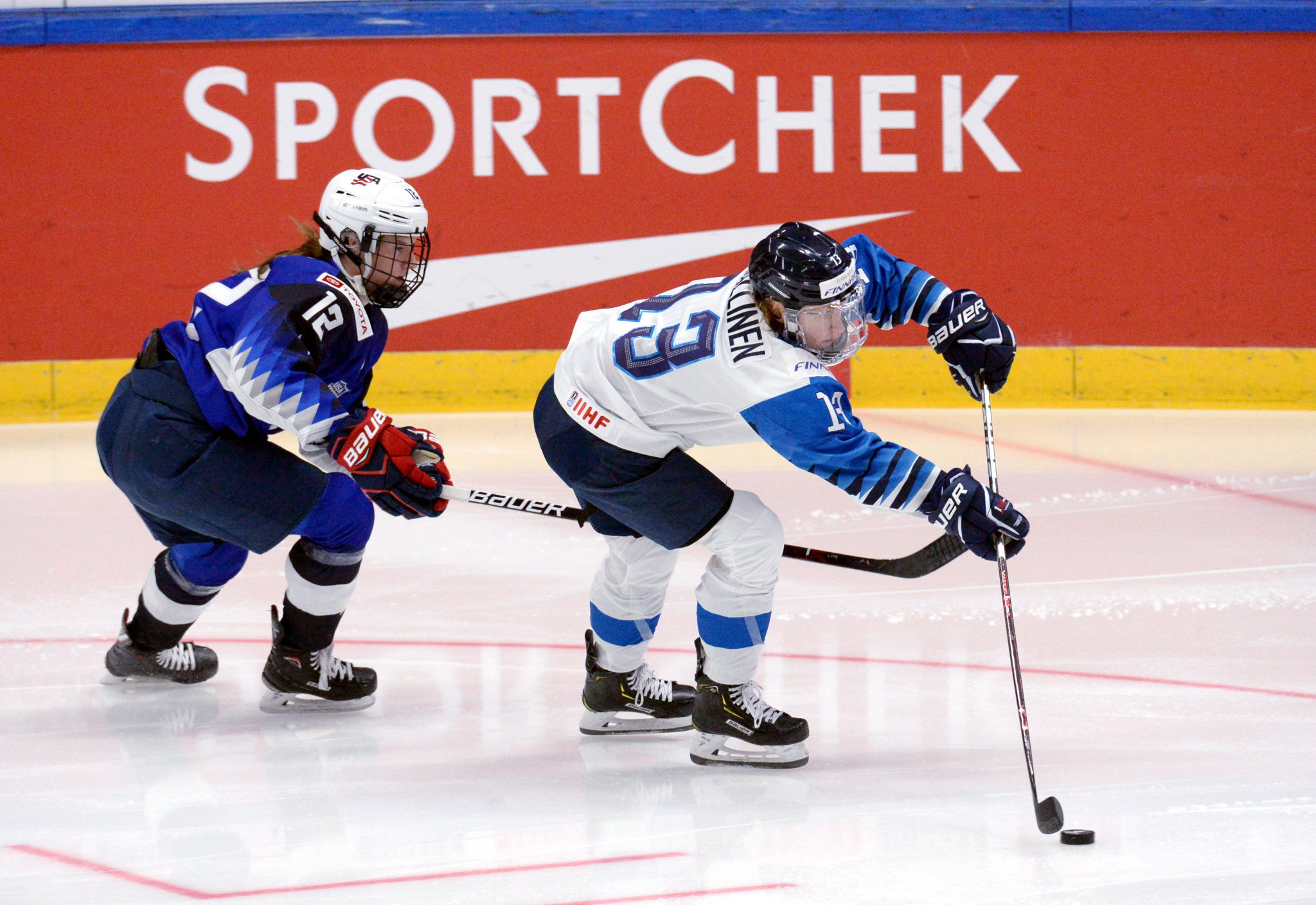Sallinen won World Championship silver with Finland as they lost to United States in a controversial final this year ©Getty Images