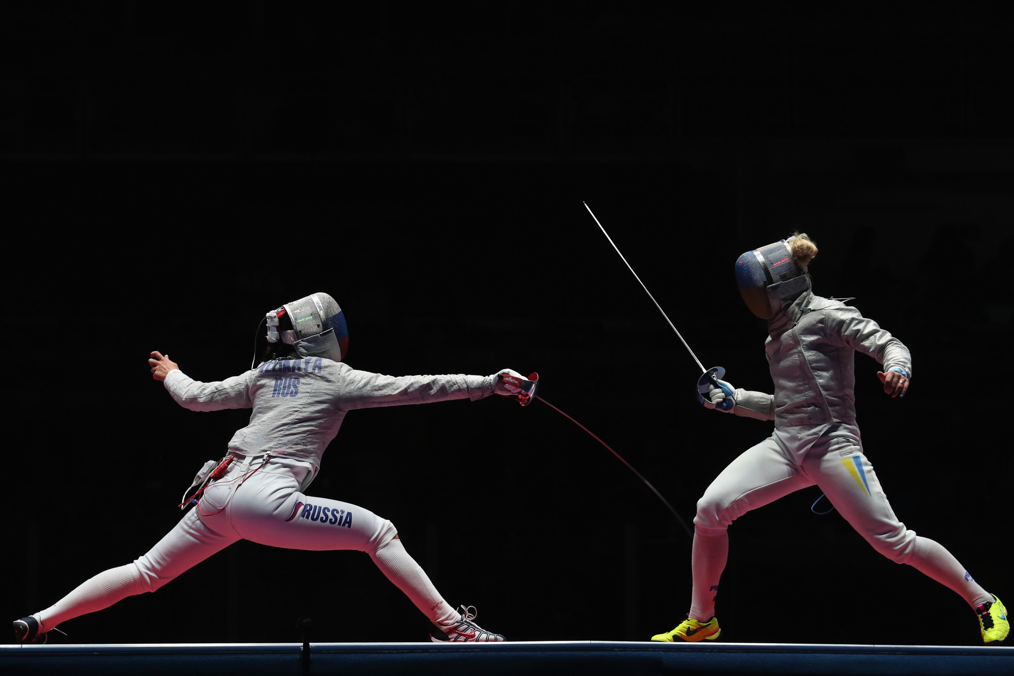 The best fencers in Europe are gathering in Düsseldorf for the 2019 Championships ©Getty Images