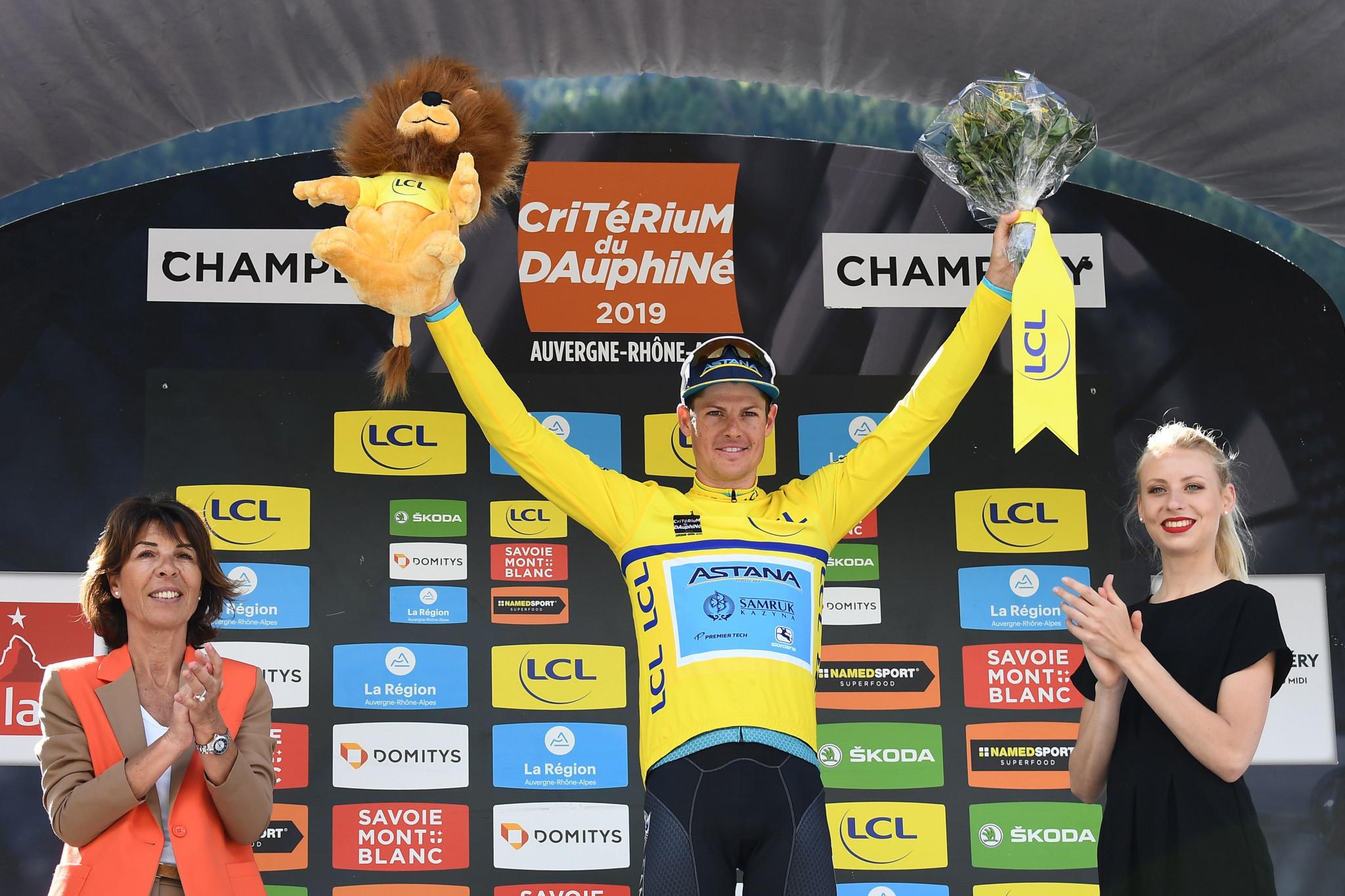 Danish dominate as Fuglsang secures second Critérium du Dauphiné title