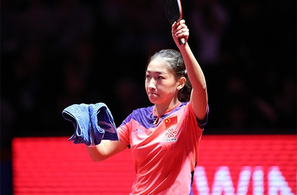 Liu Shiwen regains top spot on Chinese-dominated ITTF World Rankings
