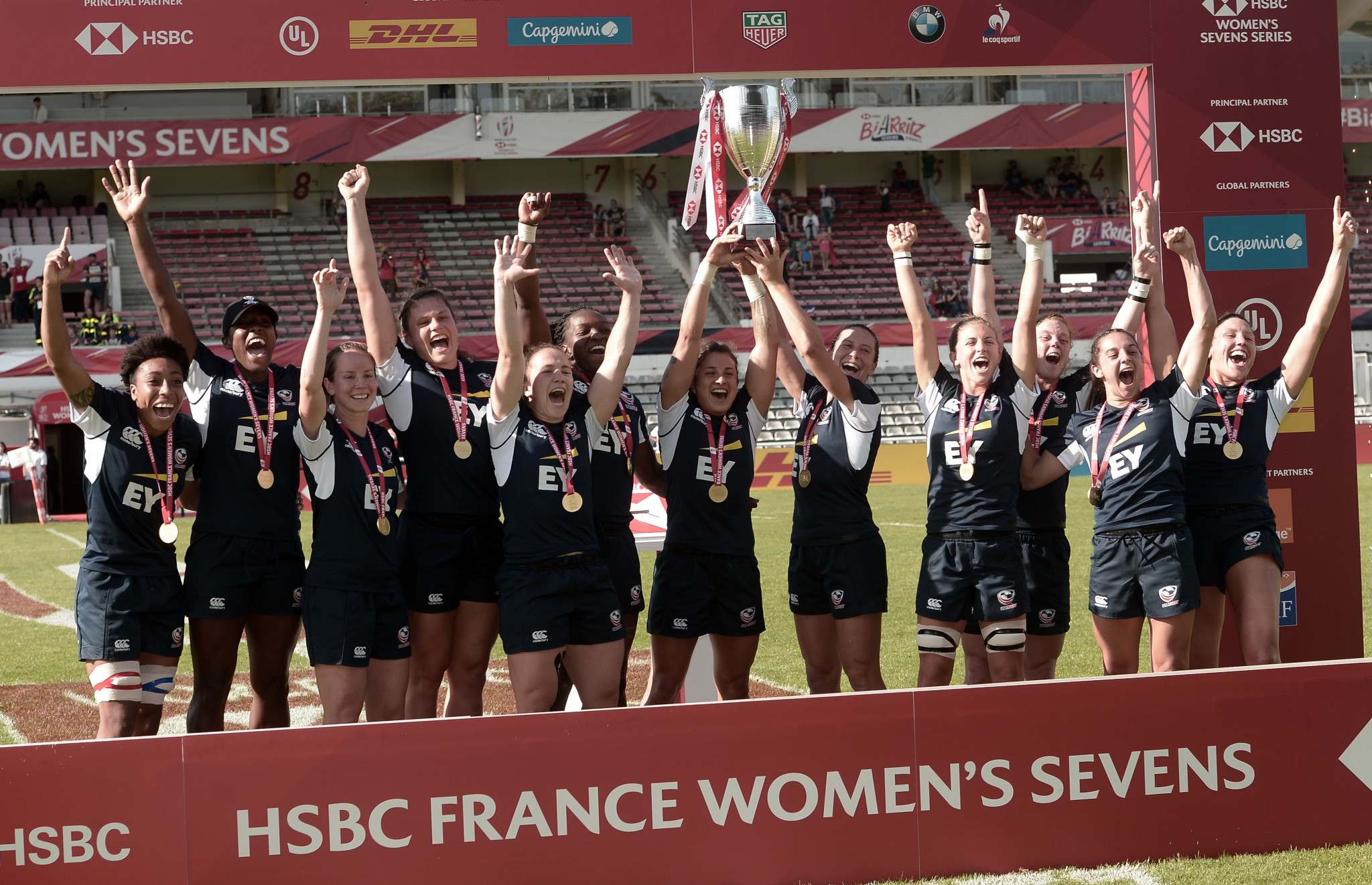 United States win Biarritz title as Tokyo 2020 places confirmed