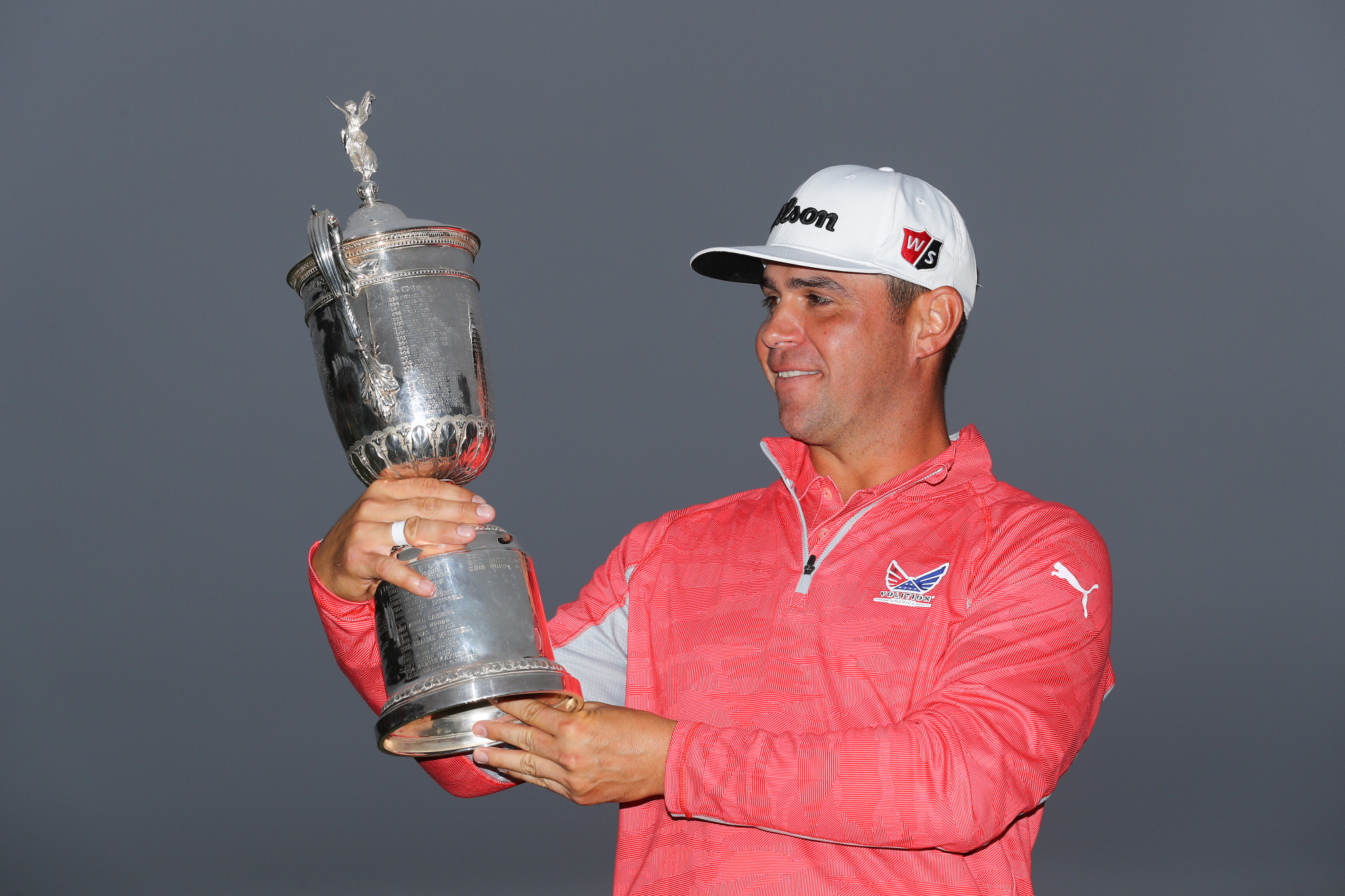 Woodland finishes job to seal first major title at US Open