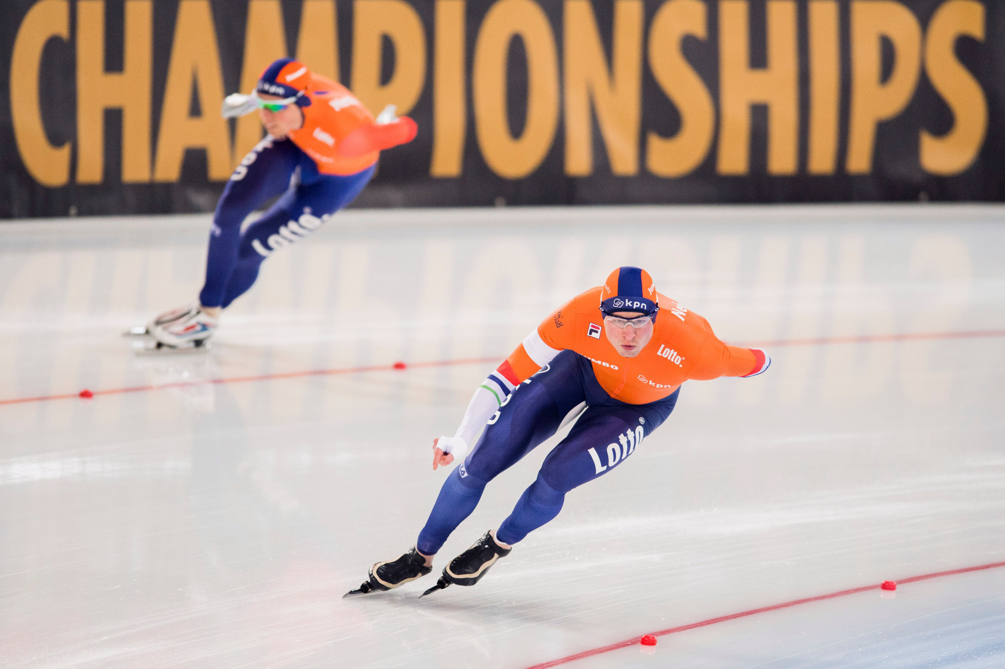 Hamar will again host the World Speed Skating Championships ©Getty Images