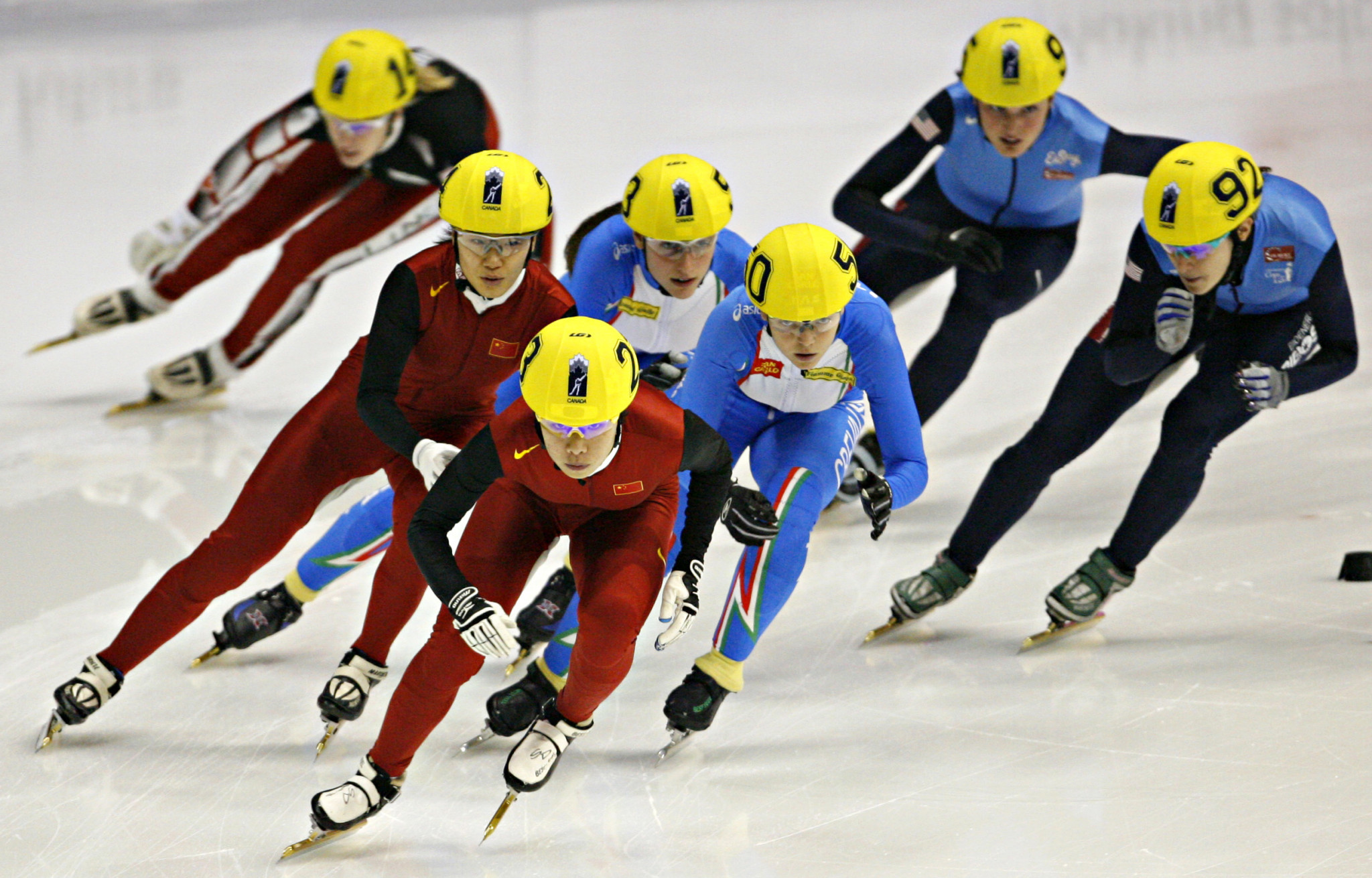 Major short track action will once again be held in Montreal ©Getty Images