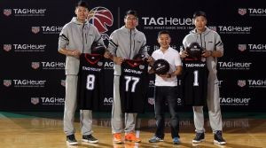 Tag Heuer has signed a two-year deal with the Chinese Basketball Association ©CBA