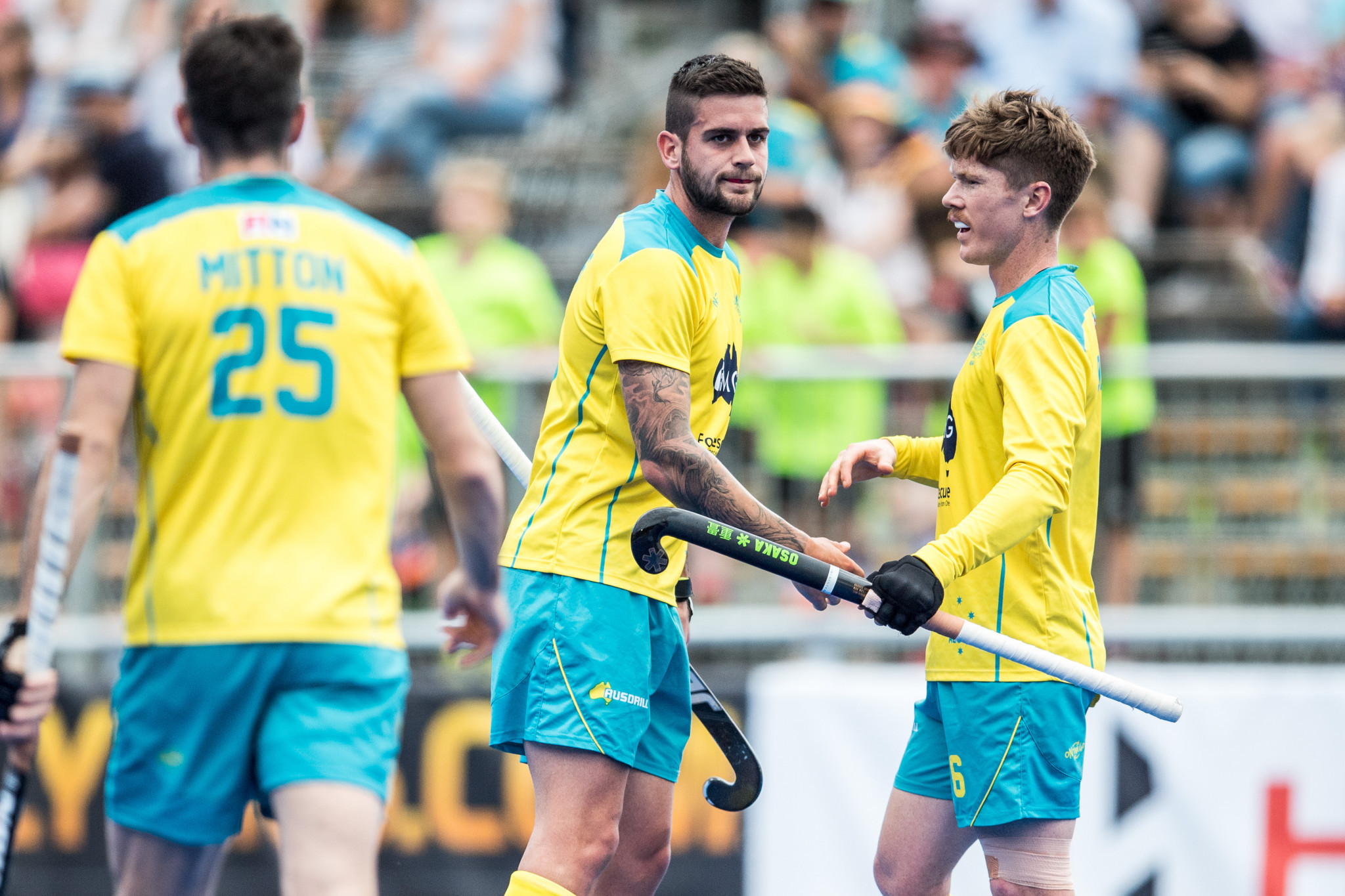 Australia and Germany reach Women's FIH Pro League Grand Final while Aussies and Belgium qualify for men's last four