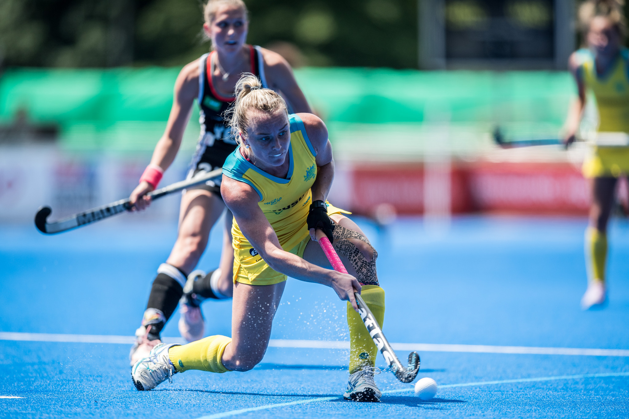 Australia and Germany have completed the line-up for the women's competition at the FIH Pro League Grand Final ©Getty Images