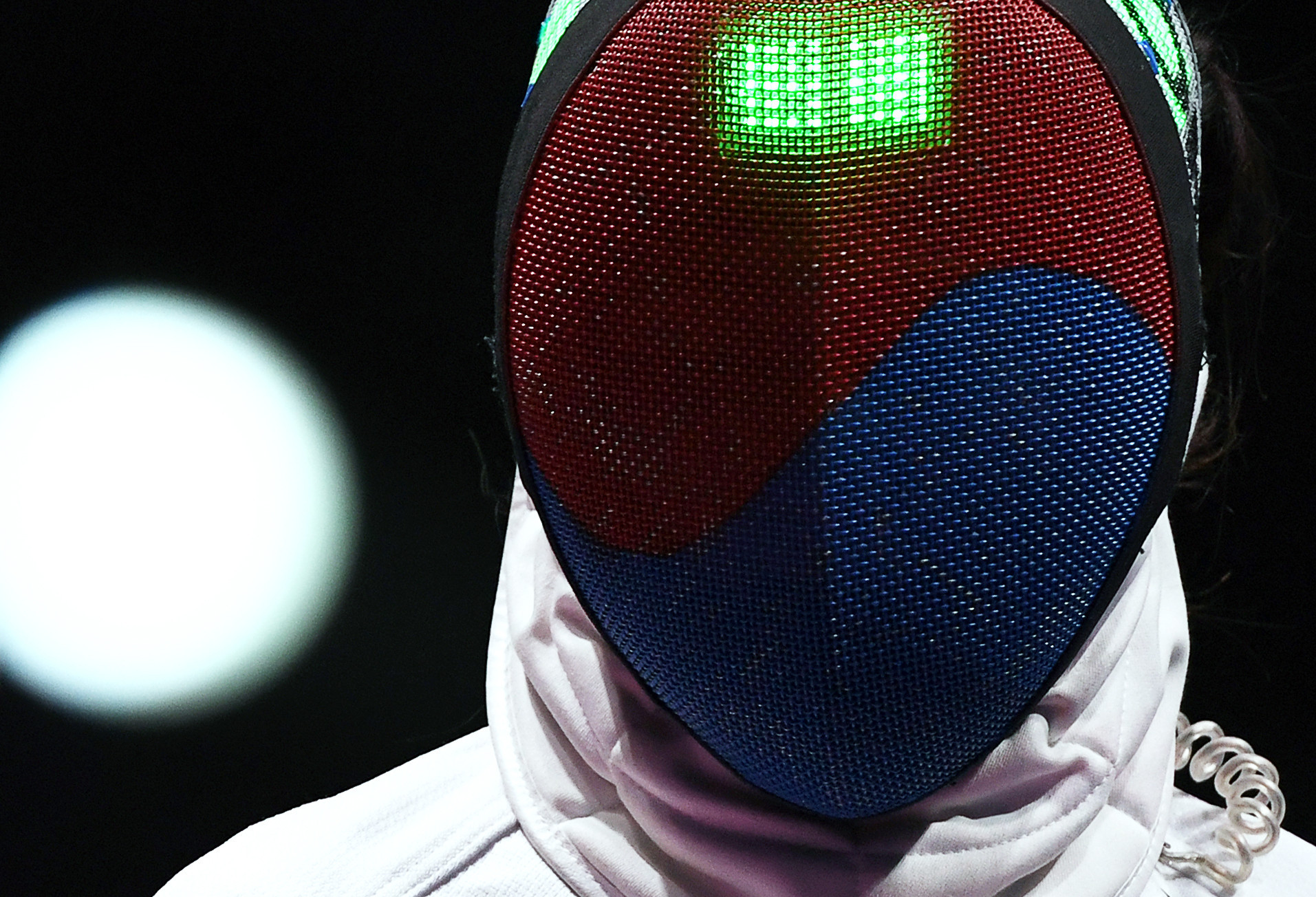 Injeong Choi was part of the South Korean trio which clinched gold in the women's team épée ©Getty Images