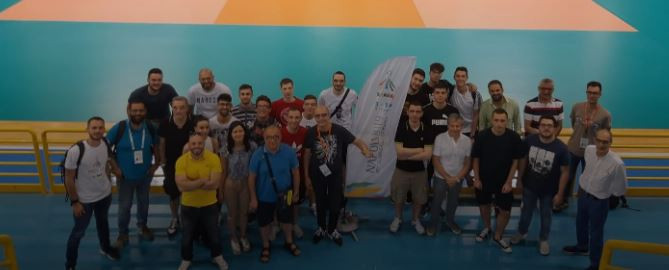 Naples 2019 volunteers get first glimpse of Summer Universiade roles