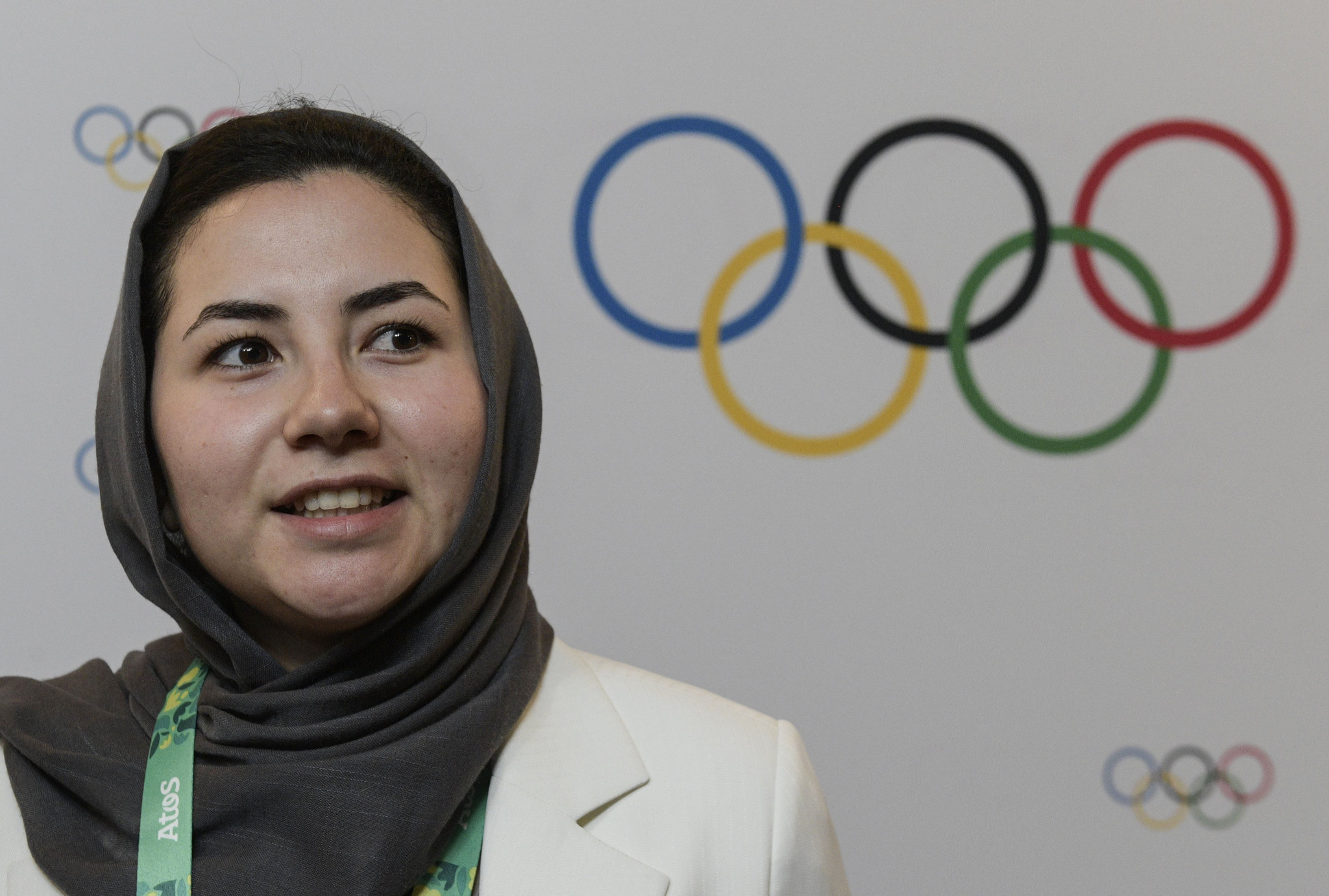Afghanistan's first IOC member Asghari named national sports personality of the year