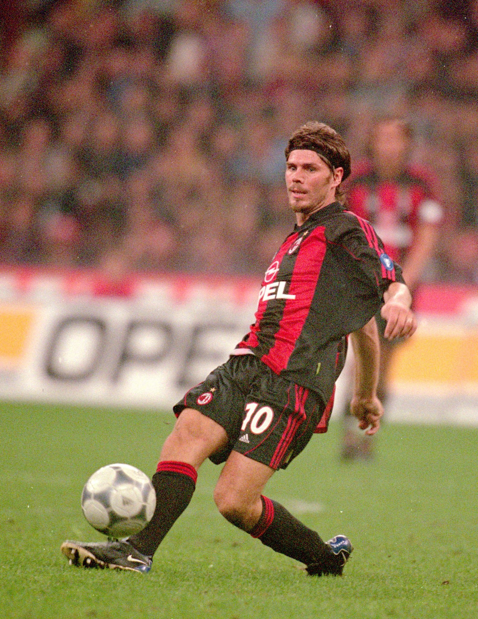 Zvonimir Boban spent most of his playing career at AC Milan ©Getty Images
