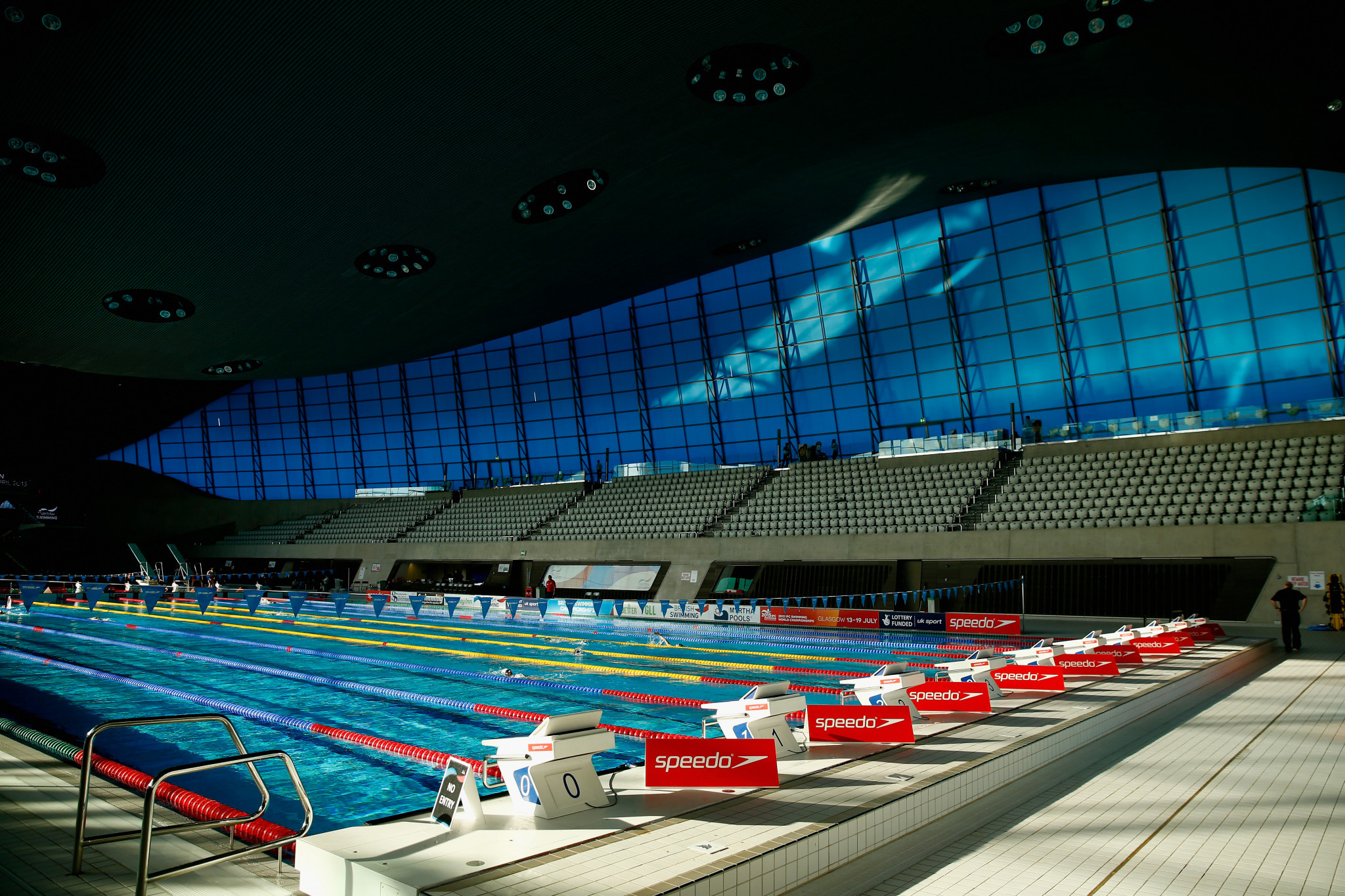 London Aquatics Centre will host the 2019 World Para Swimming Championships ©Getty Images
