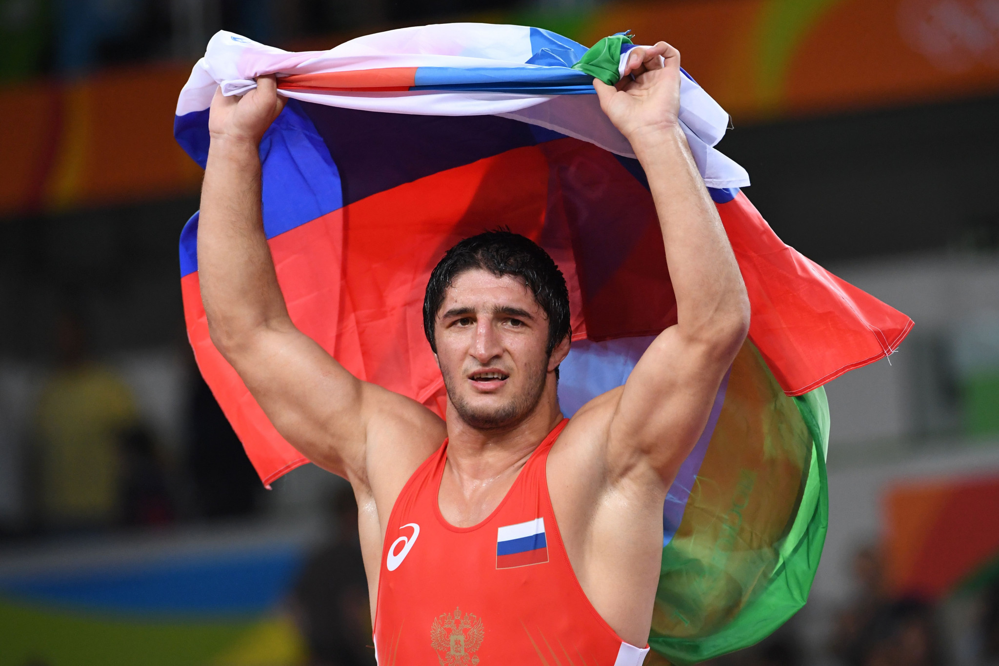 Rio 2016 freestyle wrestling gold medallist Abdulrashid Sadulaev is among six Olympic champions named by Russia in its team for the European Games in Minsk ©Getty Images