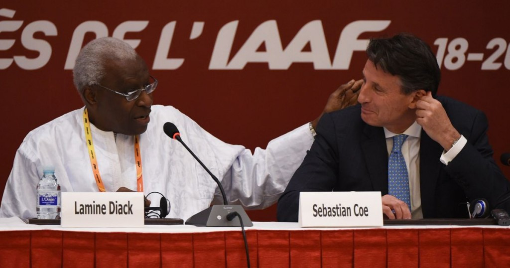 """Coe promises to rebuild athletes and """"restore trust"""" after Diack corruption scandal"""