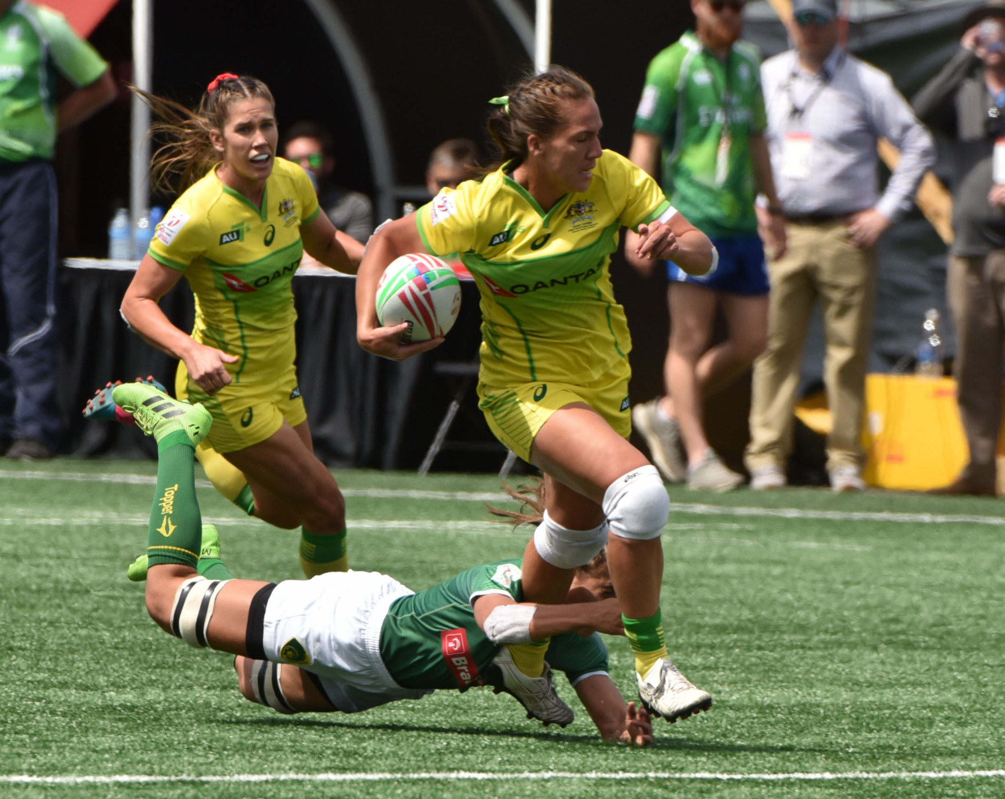 Australia's Chef de Mission pleased to see rugby sevens and archery teams reach Tokyo 2020