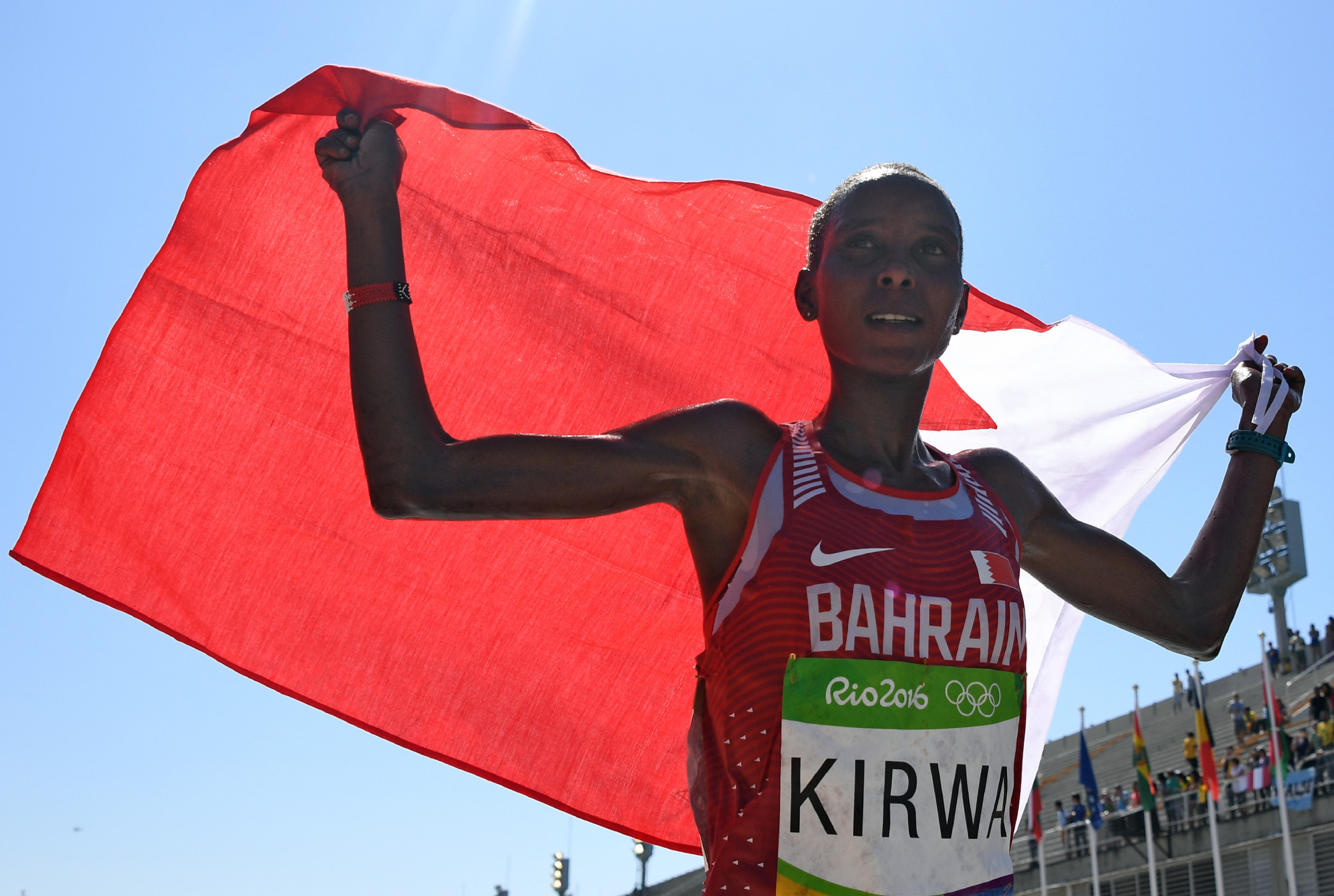 Bahrain Olympic marathon silver medallist officially banned for four years after positive EPO test