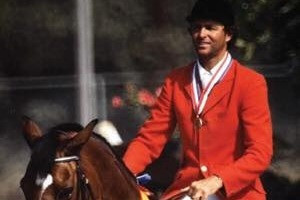 American equestrian coach Robert Gage has died just weeks after being banned for life by the US Center for SafeSport for sexual misconduct with a minor ©GoFundMe