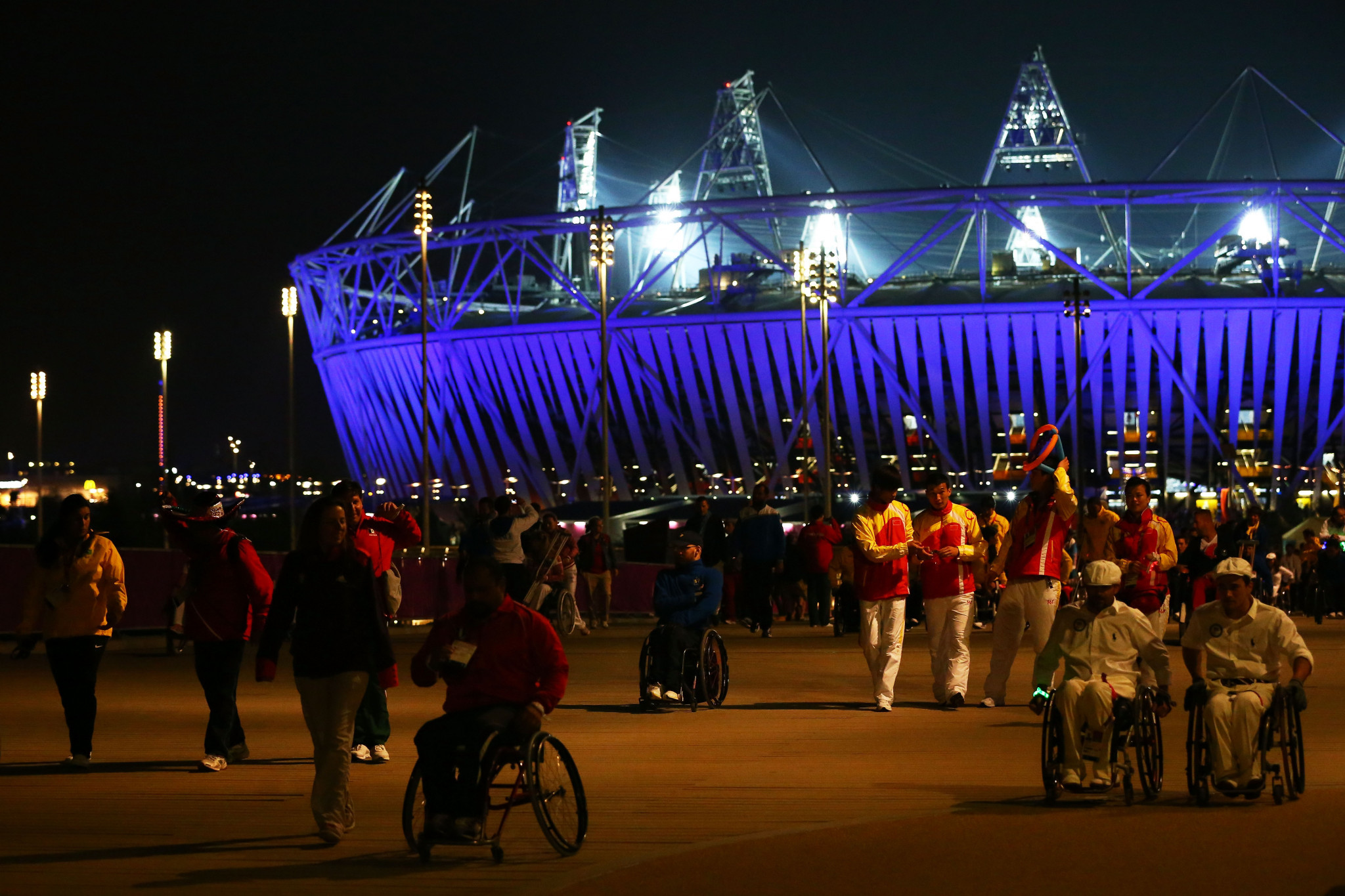 The London 2012 Paralympics were considered to be a game-changer for the Paralympic Movement ©Getty Images