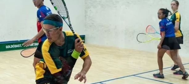 Australia continued to dominate at the World Squash Federation World Doubles Championships on day two in Gold Coast ©WSF