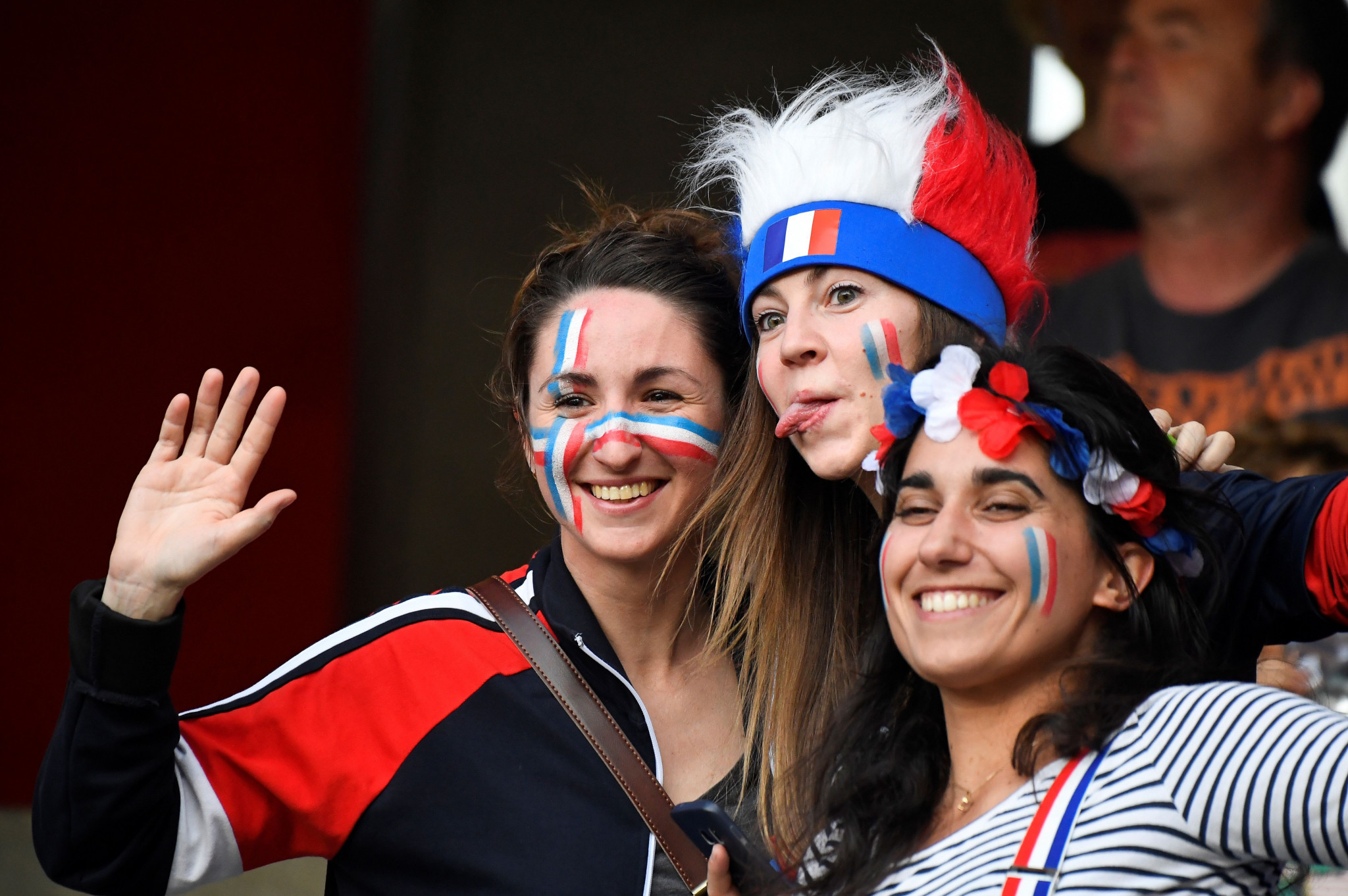 French broadcaster TF1 says around 11 million people watched the host nation's opening two matches ©Getty Images