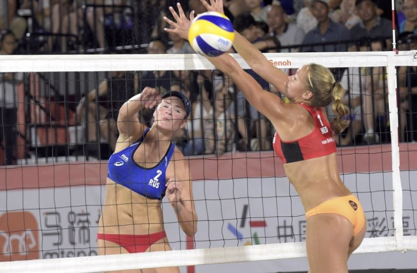 The International Volleyball Federation Beach World Tour will take a 12-day break while the Under-21 World Championships are contested in Thailand ©FIVB