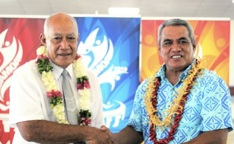 Samoa 2019 take charge of Pacific Games Village