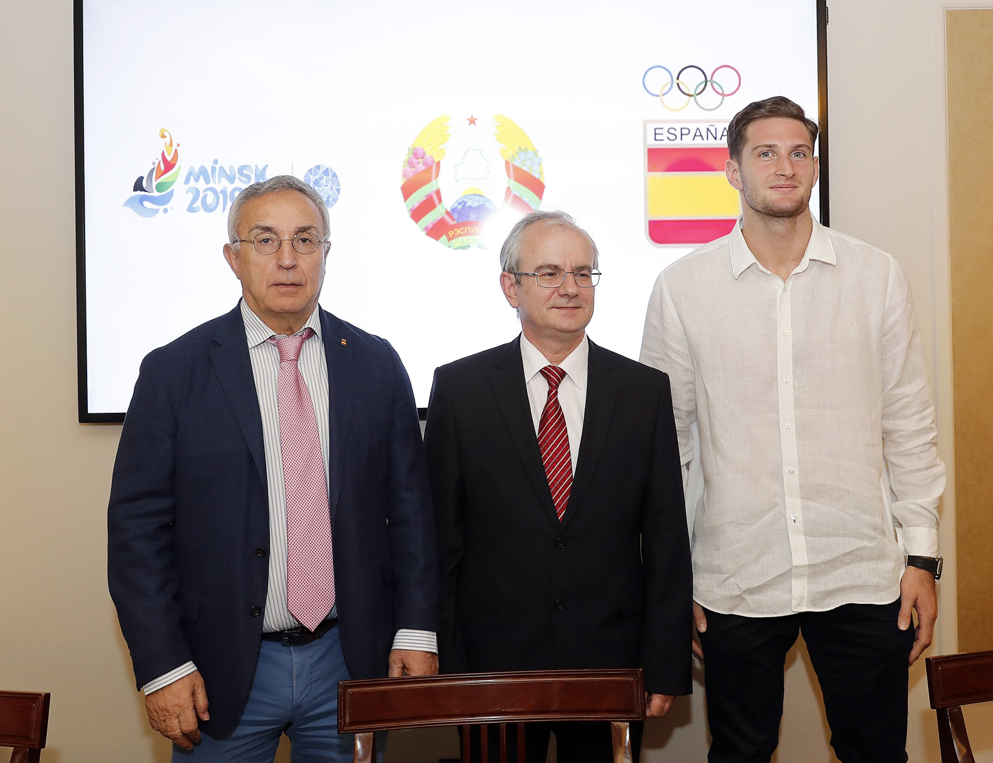 Judo world champion among 149 athletes set to represent Spain at Minsk 2019