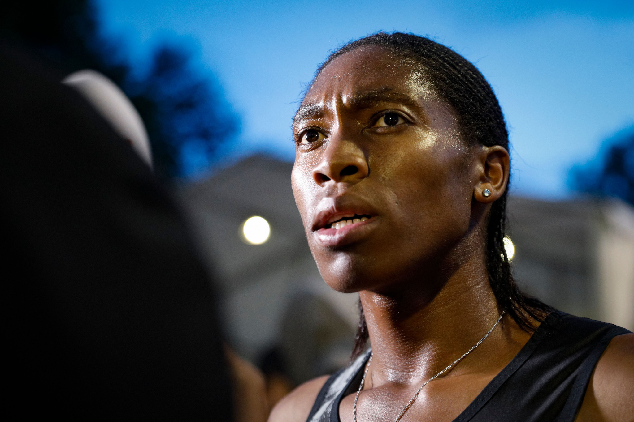 Caster Semenya has claimed the IAAF used her as a guinea pig for the medication ©Getty Images