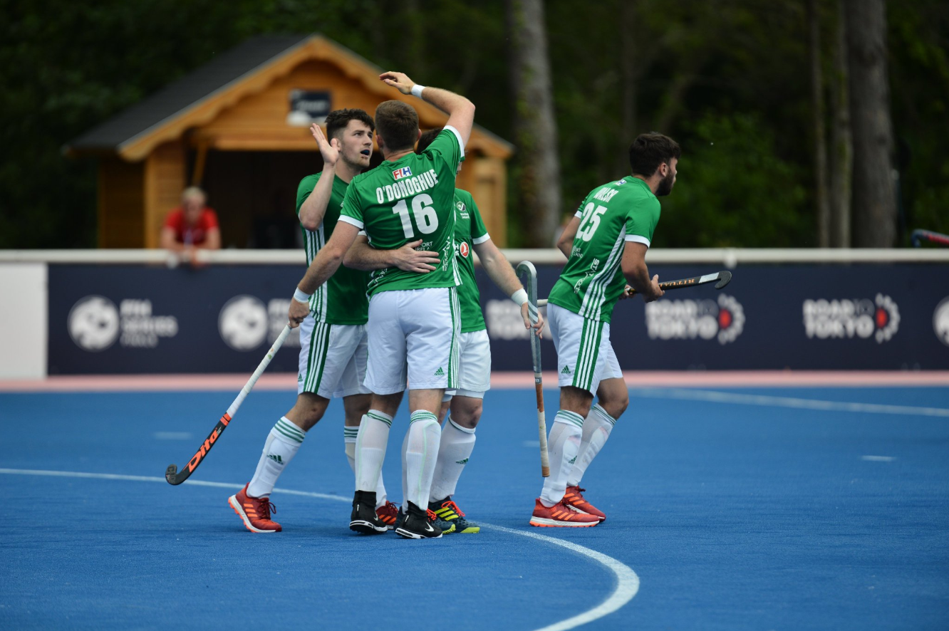 Ireland and France win FIH Men's Series Finals pools in Le Touquet after high-scoring day