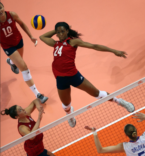 United States beat Russia to qualify for FIVB Women's Nations League final round