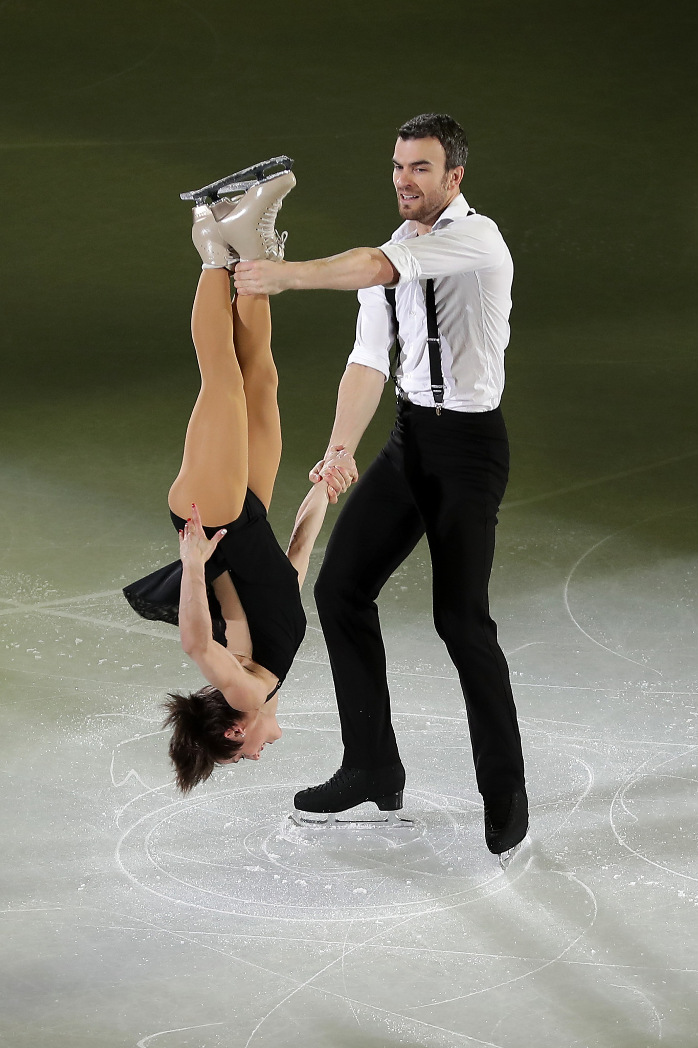 Eric Radford is the body's new vice chairman  ©Getty Images