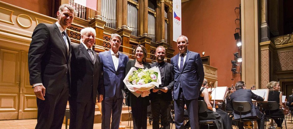 Czech Olympic Committee celebrates 120th anniversary