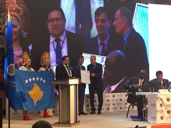 Kosovo among seven new members of International Handball Federation as new motions discussed