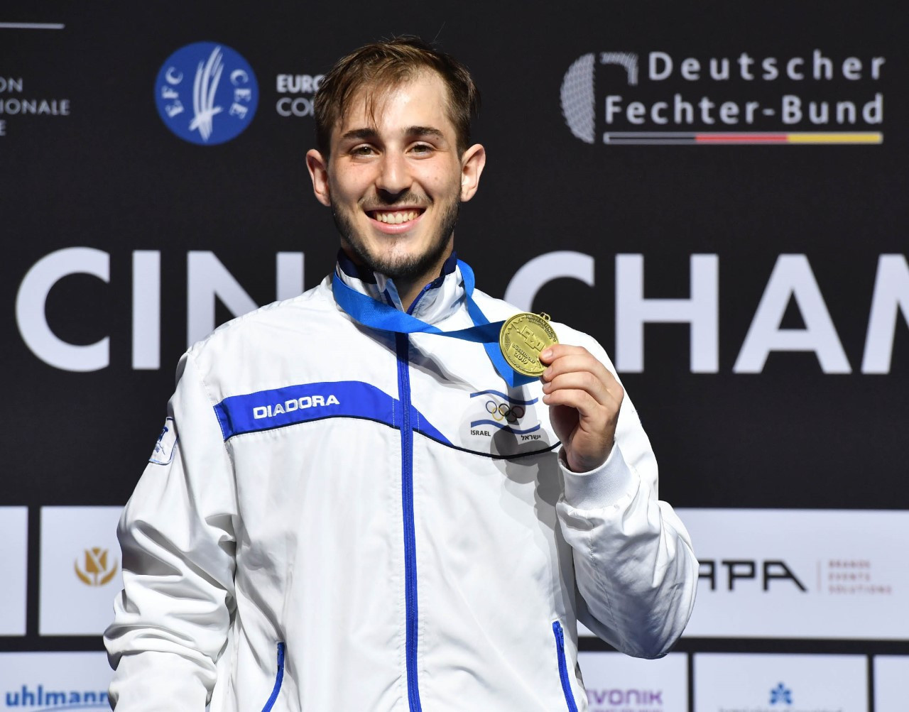 Di Francesca wins fifth European Fencing Championships foil title as Freilich takes shock men's épée victory