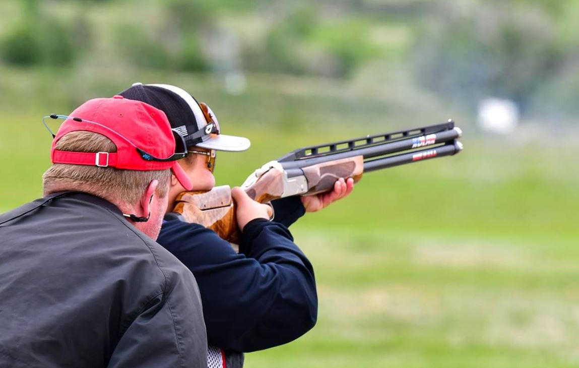 Keith Enlow developed a Pistol Dreams Committee which brought together industry leaders and a relocation of resources which ensured athletes could continue to train and compete ©Twitter