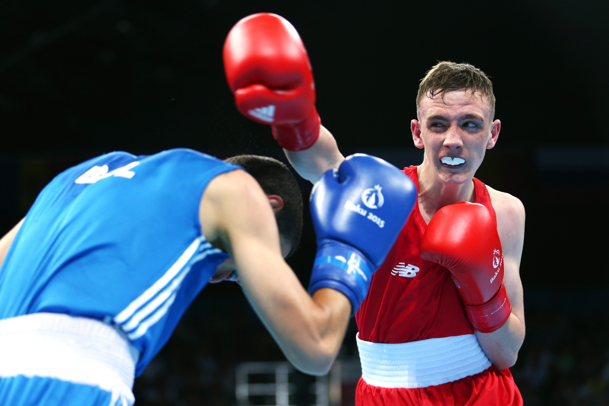 European Games boxing silver medallist Brendan Irvine of Ireland has been ruled out of Minsk 2019 ©Getty Images