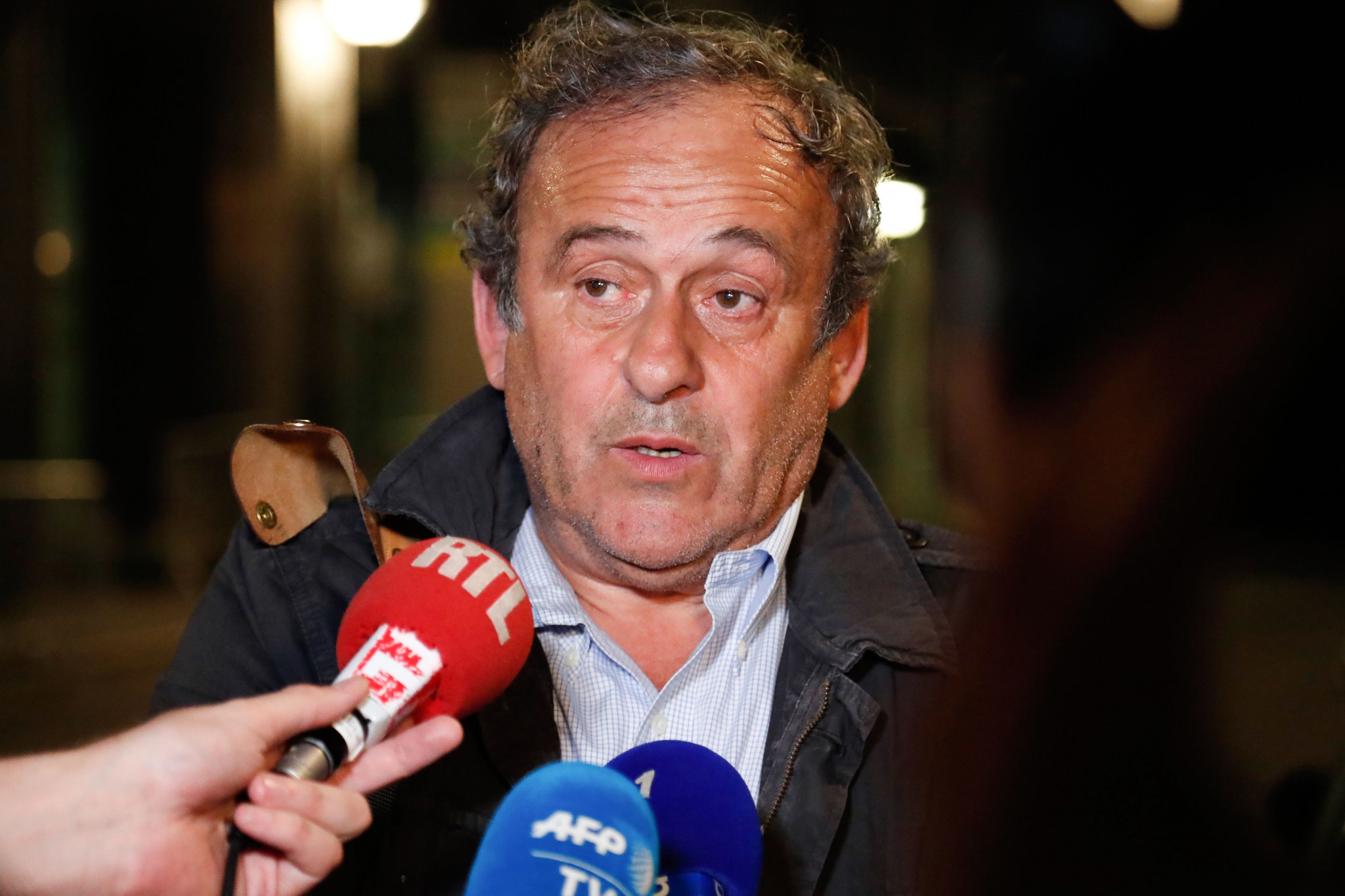 "Michel Platini has said he is ""hurt"" after he was detained for questioning ©Getty Images"