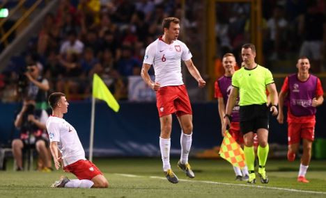 Bielik sinks Italy to put Poland on brink of UEFA European Under-21 Championships semi-finals and place at Tokyo 2020