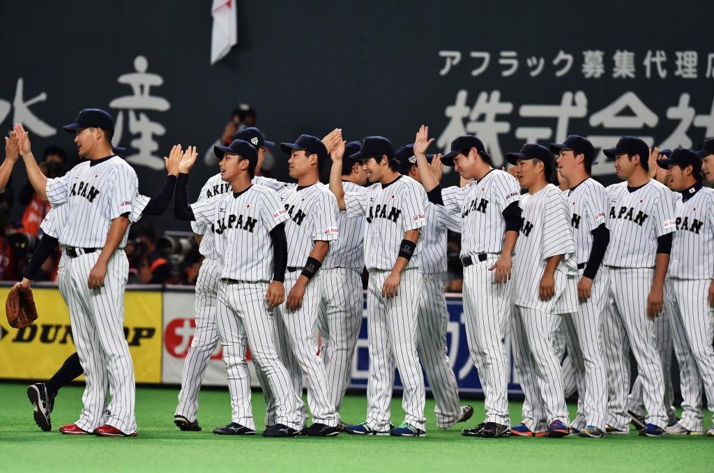 Japan beat South Korea to win WBSC Premier12 opener
